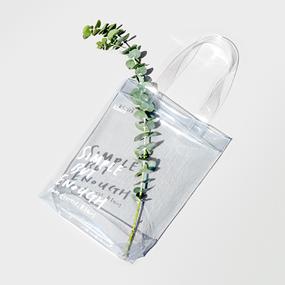 Simple but enough PVC Bag