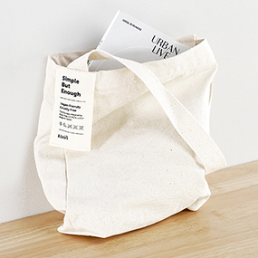 Simple but enough Eco Bag
