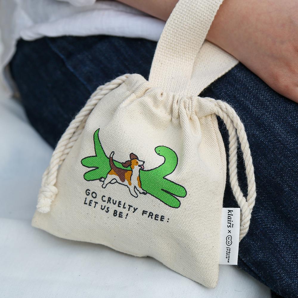 POOP BAG (풉백 겸 미니파우치)